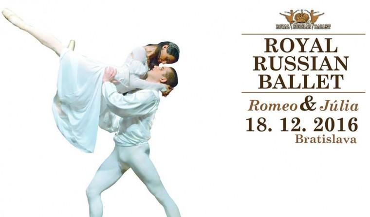 Royal Russian Ballet zatancuje romantický príbeh Romeo a Júlia