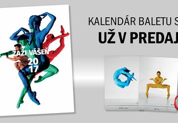 Balet SND kalendar 2017