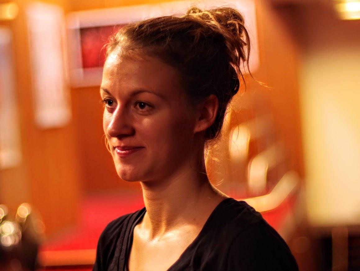 Martina Nadzamová. Foto - Stano Stehlík