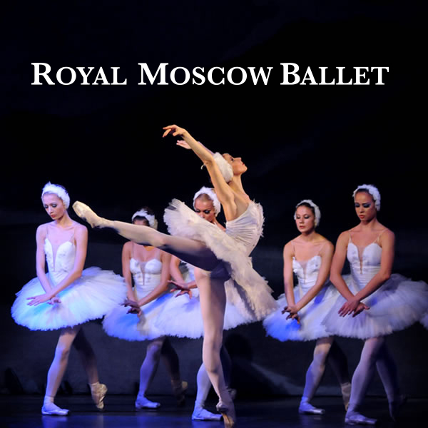 Labutie jazero v podaní Royal Moscow Ballet