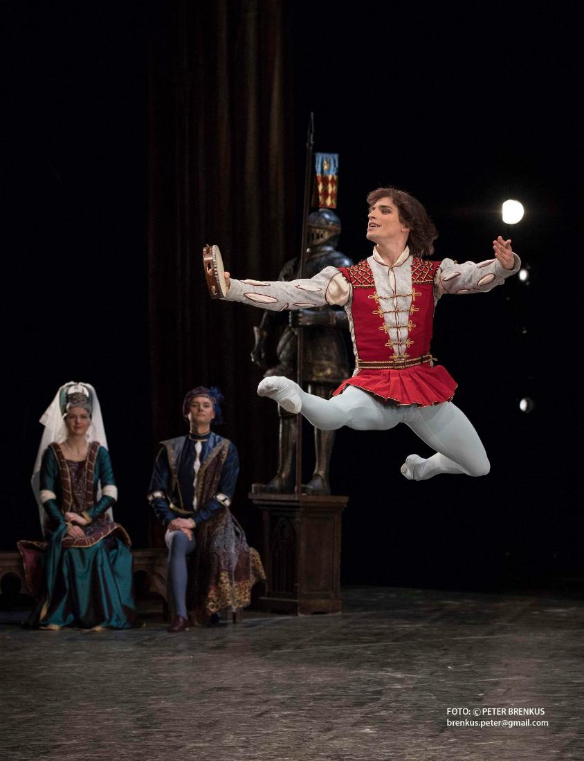Viacheslav Krut tanec Esmeralda