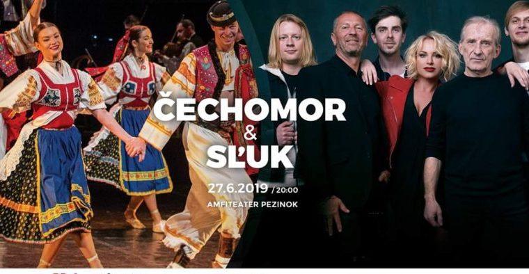 Čechomor a SĽUK